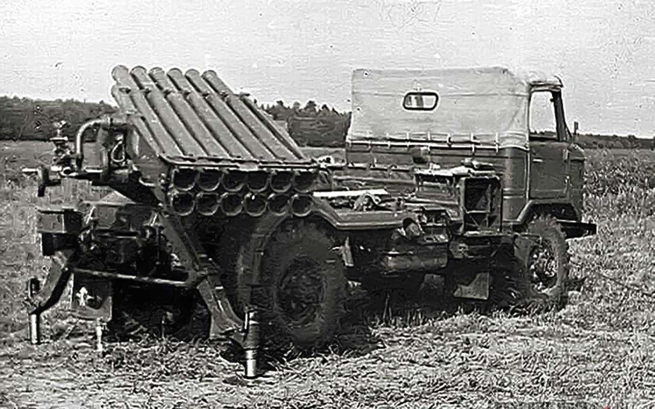 «Шишига» молодости нашей: история грузовика-миллионника ГАЗ-66— фото 998471