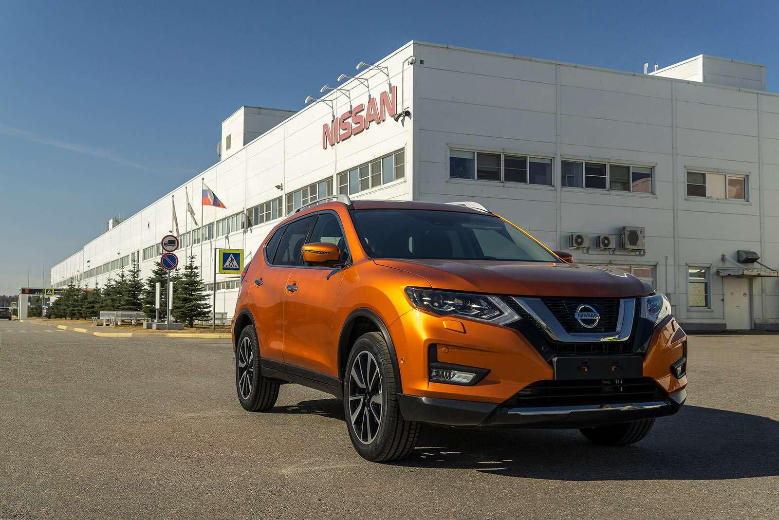 Обновленный Nissan X-Trail дляРоссии: первые подробности— фото 861095