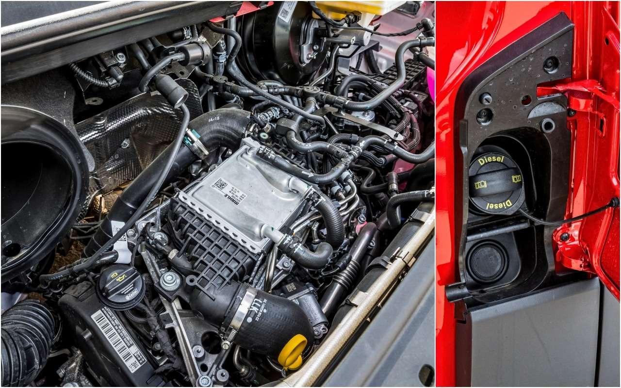 Volkswagen Crafter— тест поднагрузкой— фото 975601