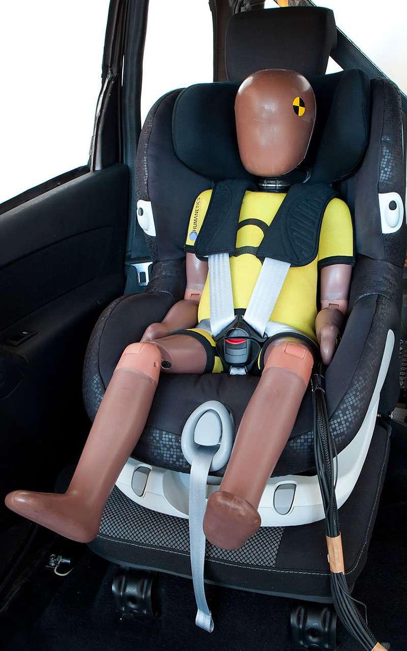Спасти наследника: выбираем лучшее детское автокресло