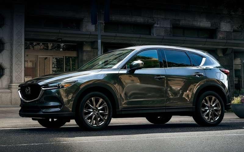Mazda подняла цены набольшинство моделей