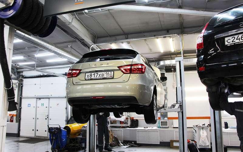 Lada Vesta SWизпарка ЗР: инестыдно перед «копейкой»?