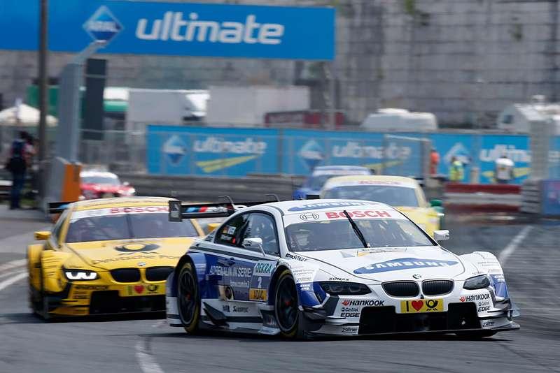 Motorsports/ DTM: german touring cars championship 2013, 5.round atNorisring, Germany