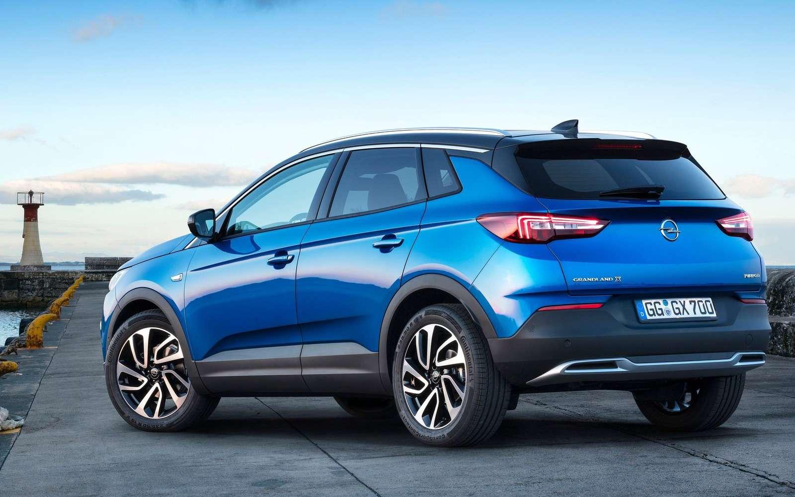 Opel, вернись! 6классных моделей, которых ждут оттебя вРоссии— фото 913054