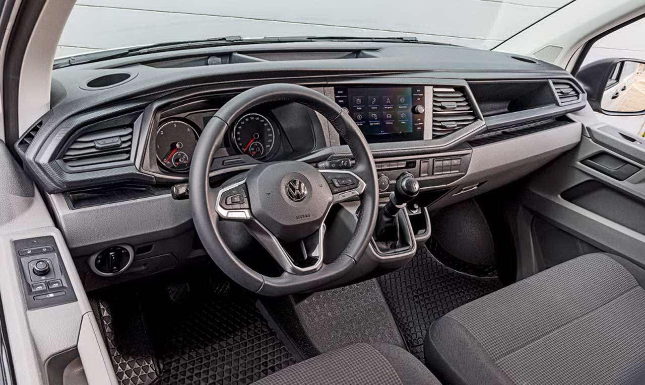 Обновленный Volkswagen Transporter: фургон на любой случай
