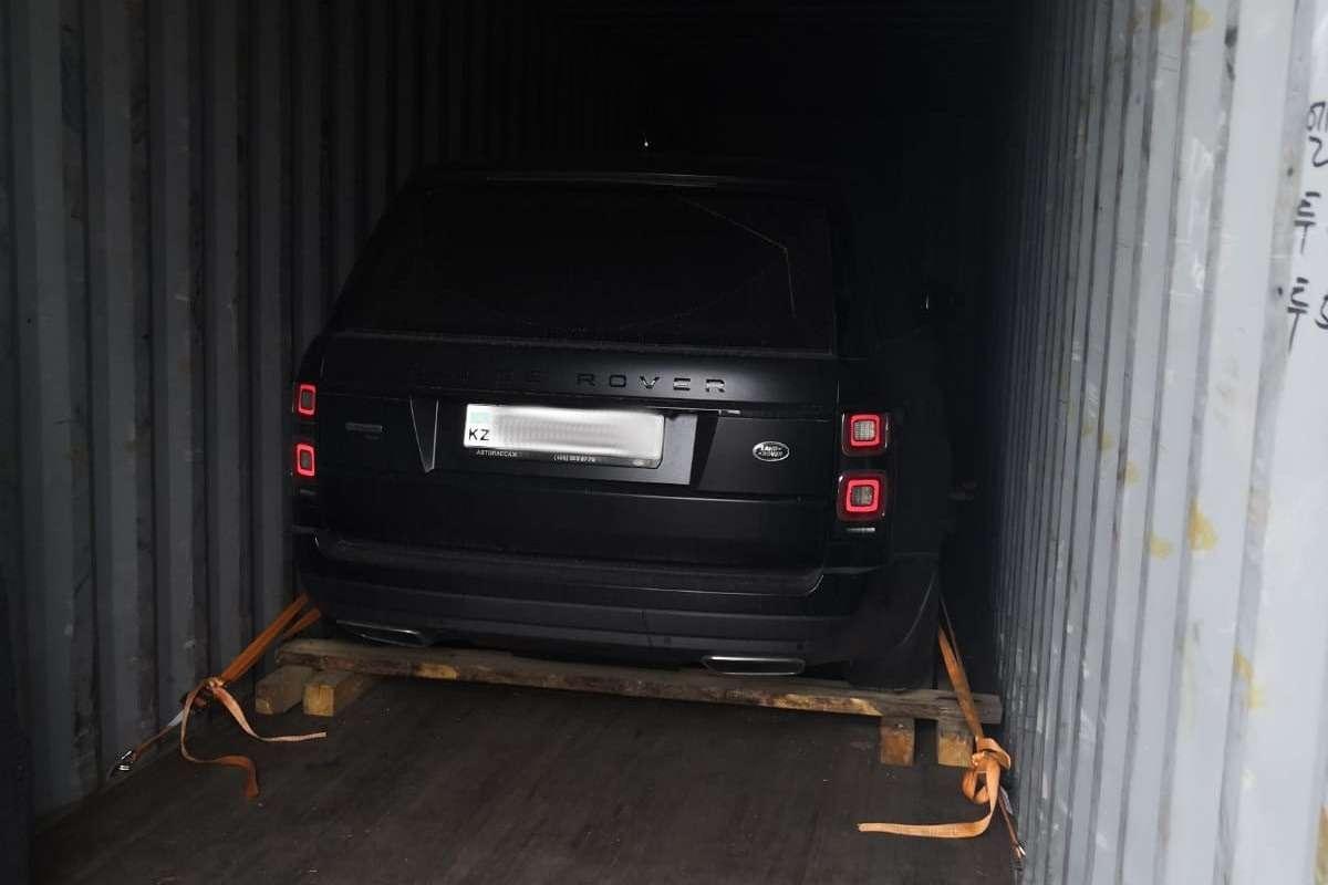 Куда попадают угнанные машины: история одного Range Rover— фото 1277699