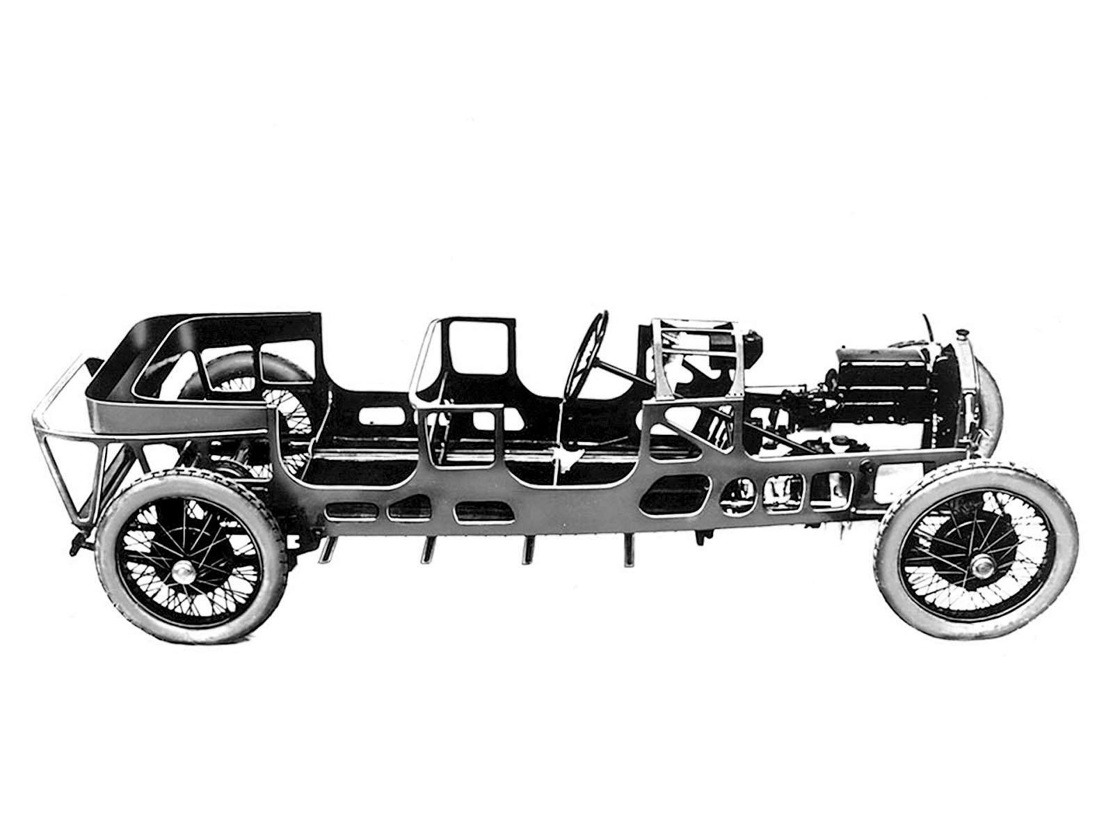 История вкартинках: как появился современный автомобиль— фото 595455