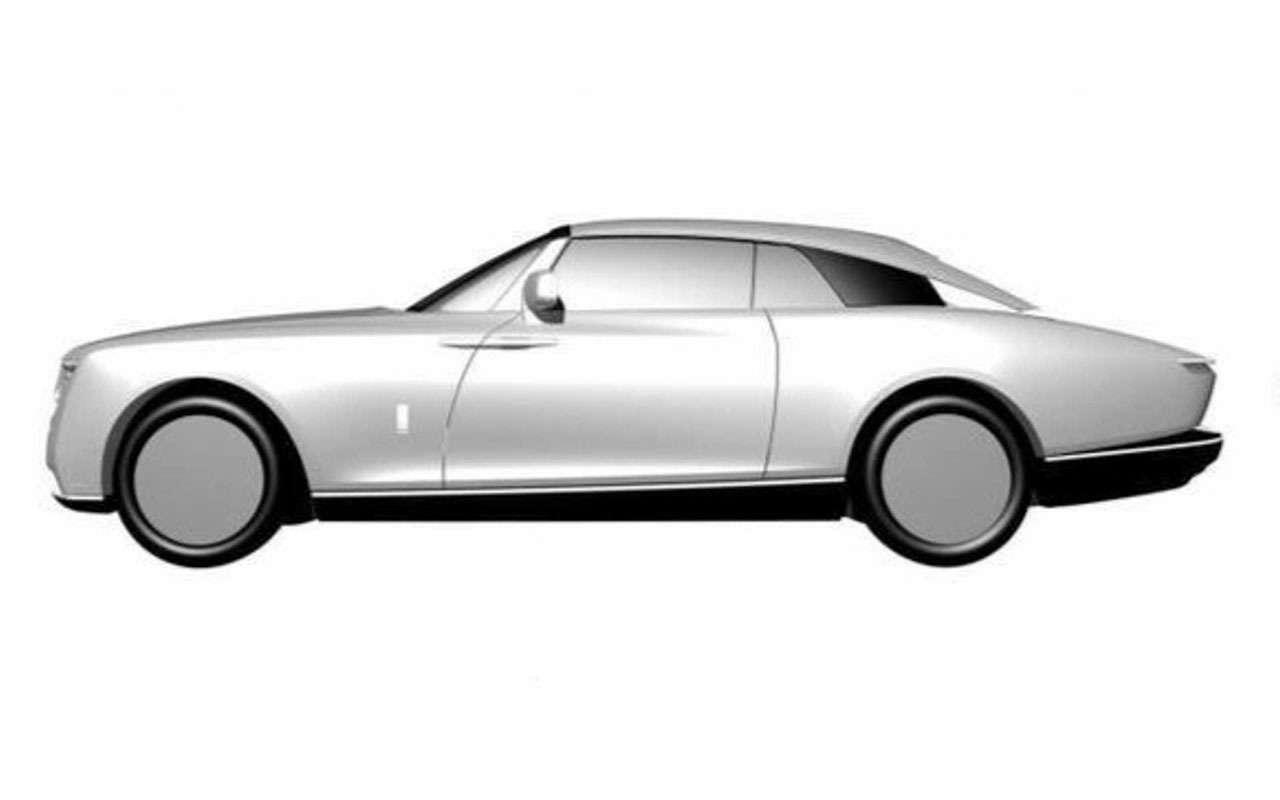 Rolls-Royce делает купе с кормой от яхты - фото 1151586
