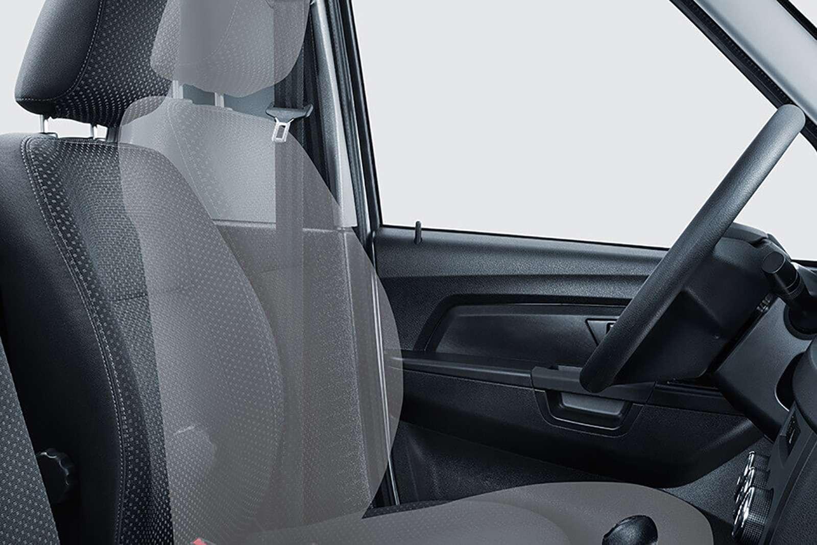 УАЗначал продажи конкурента ГАЗели Бизнес— фото 805870
