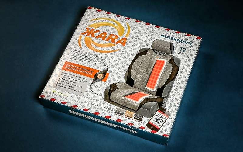 Тестируем нештатные обогреватели сидений - журнал За рулем