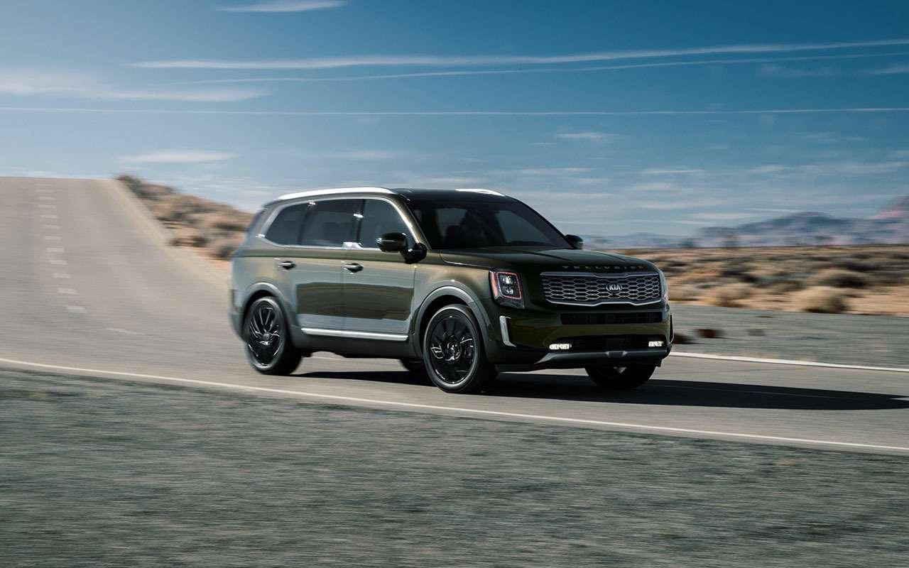 «Всемирный автомобиль года» 2020: известны номинанты