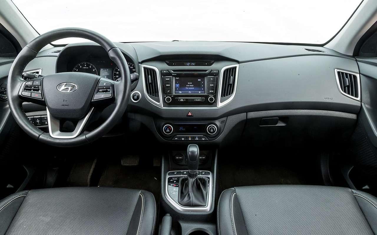 Hyundai Creta изпарка ЗР: четыре главных недостатка— фото 818223