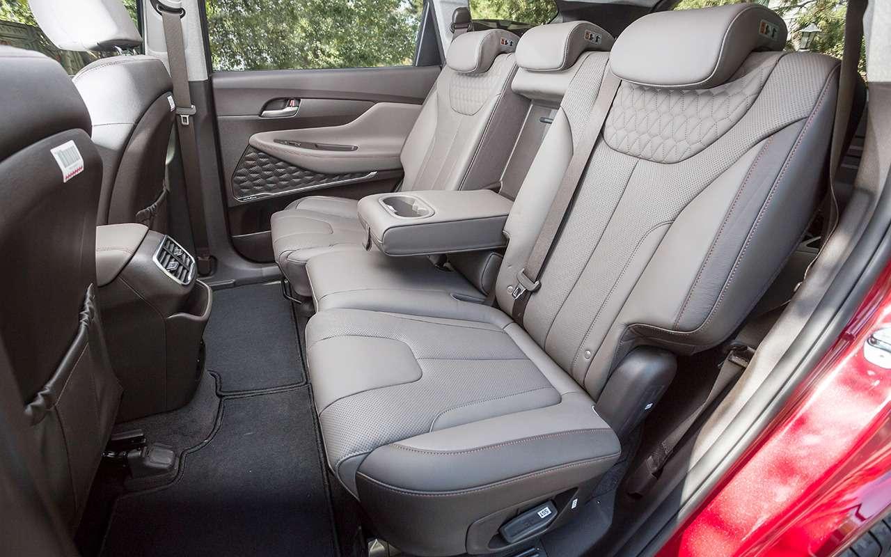 Новый Hyundai Santa Fe: когда дизель лучше бензина— фото 906656