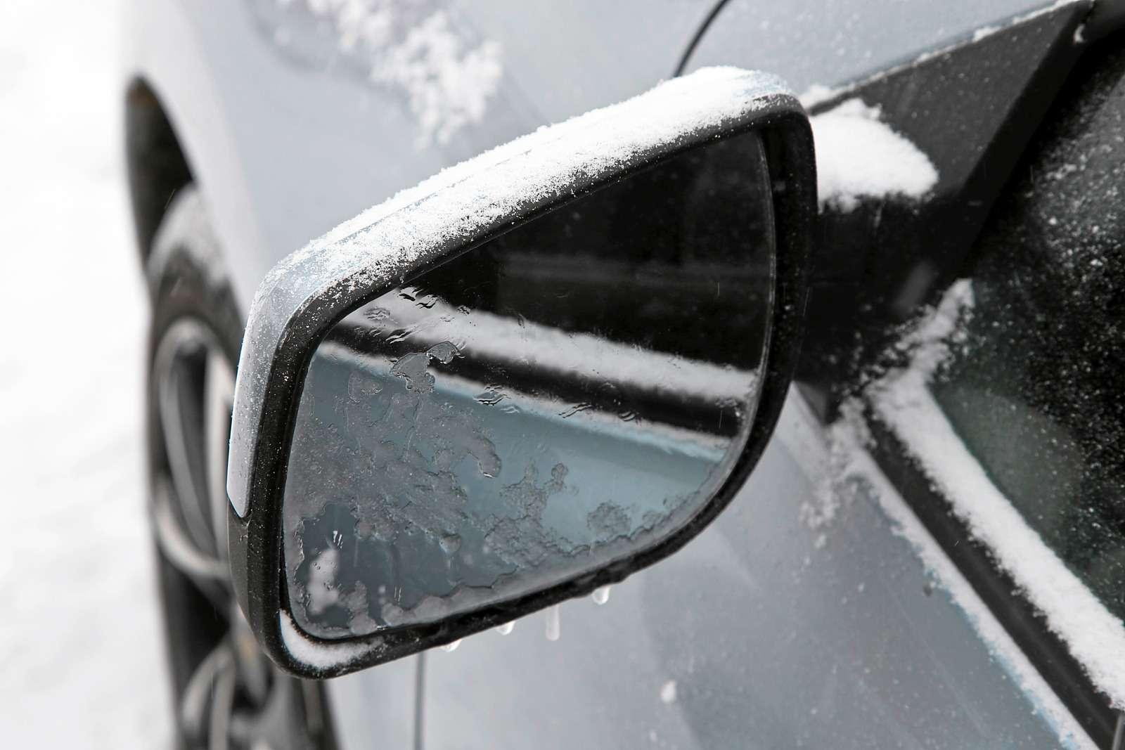 Большой зимний тест: Lada Vesta, Lada XRAY иDatsun mi-DO изпарка ЗР— фото 571422