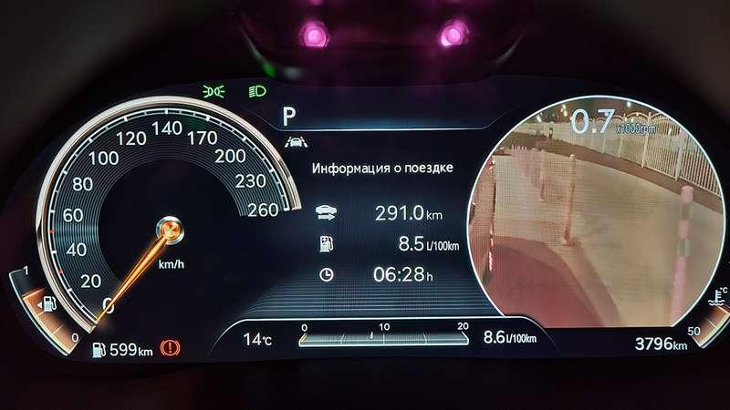 Genesis G80: разбудит водителя, развлечет пассажира