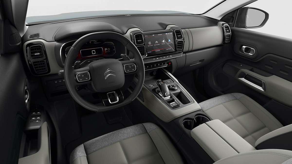 Кроссовер Citroen C5Aircross: продажи начались, цены известны— фото 978454