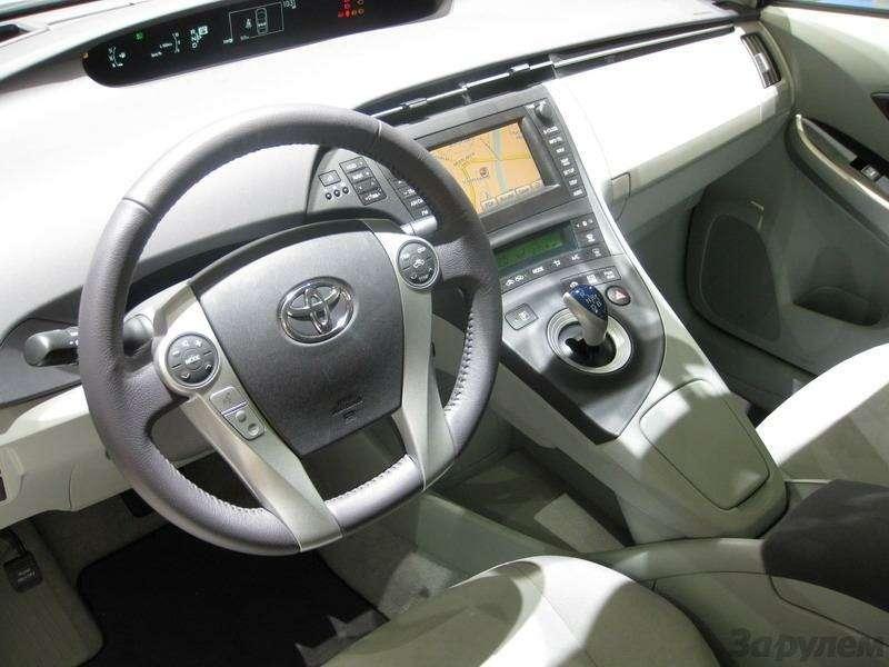 Toyota Prius III: Наголодном пайке— фото 92537