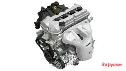 69SX4S CROSS Engine