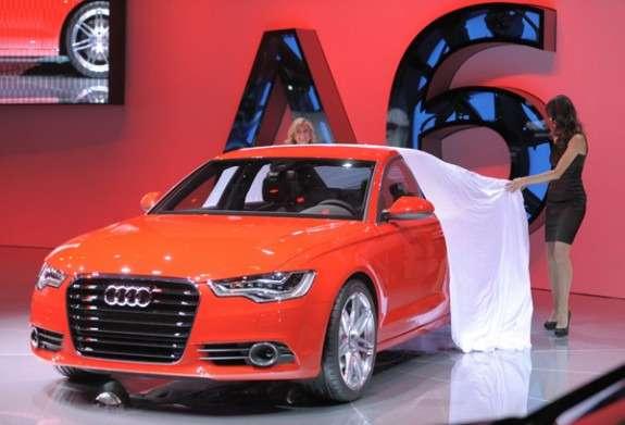 Audi построит собственный завод вСША