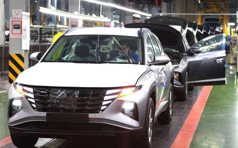 Стартовала российская сборка нового Hyundai Tucson