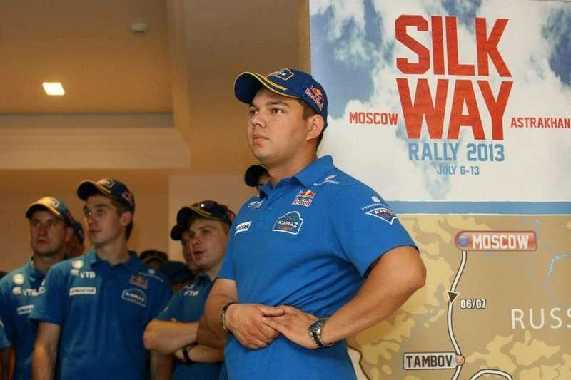 SilkWay KAMAZ master nocopyright