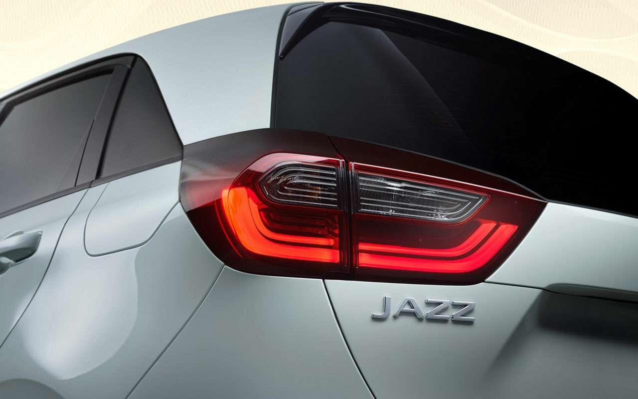 Обновка клету: свежее поколение малыша Honda Jazz