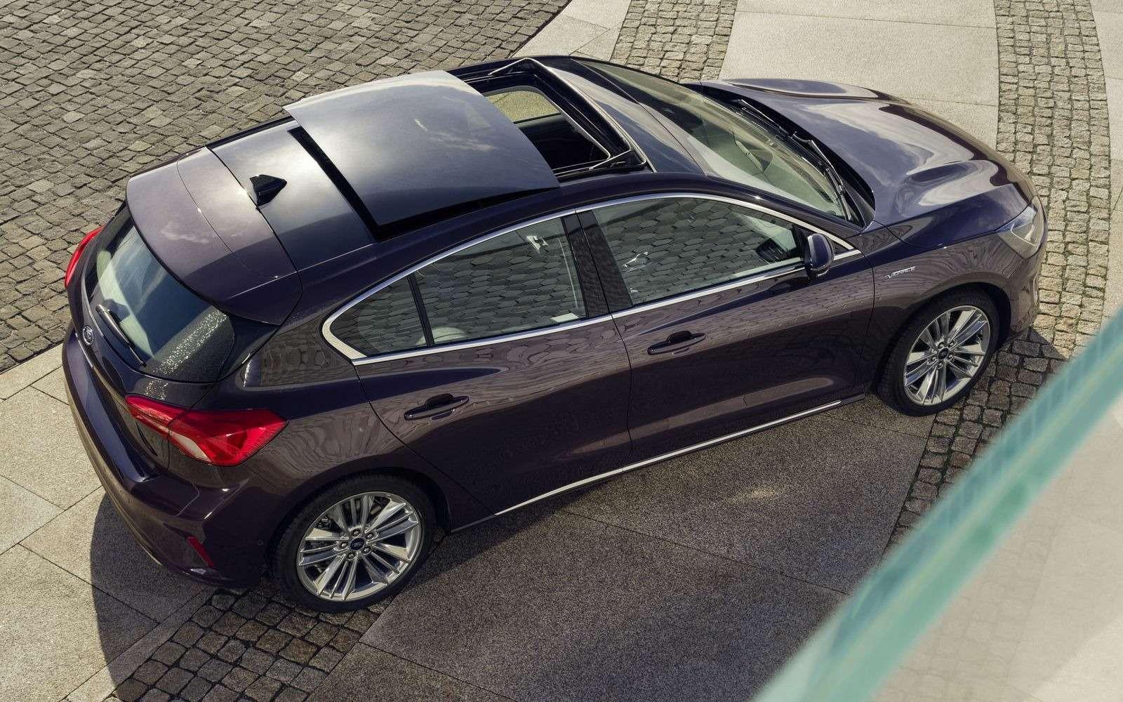 Новый Ford Focus: больше никаких PowerShift'ов!— фото 861428