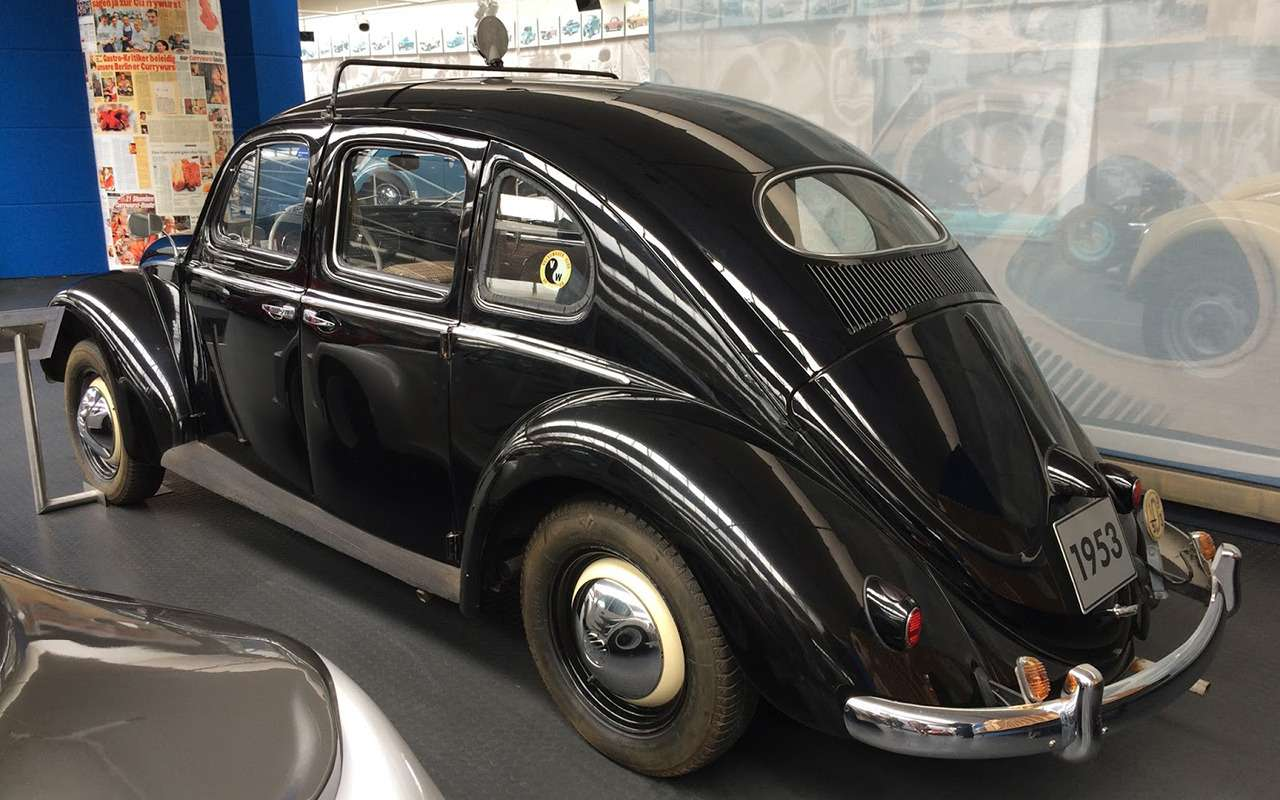 13моделей Volkswagen, которых выникогда не видели— фото 995705