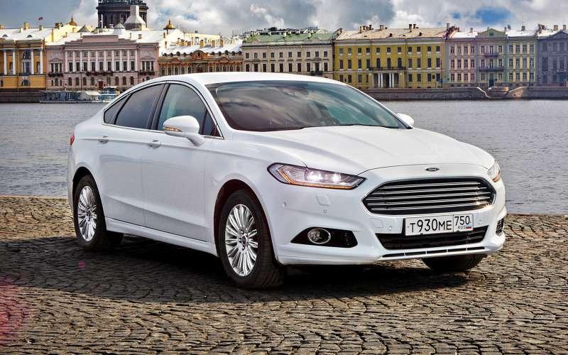 Ford Mondeo. Цены: 1350000— 2032000 Рублей.