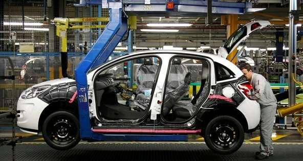 GMпродает свои акции PSA Peugeot Citroen