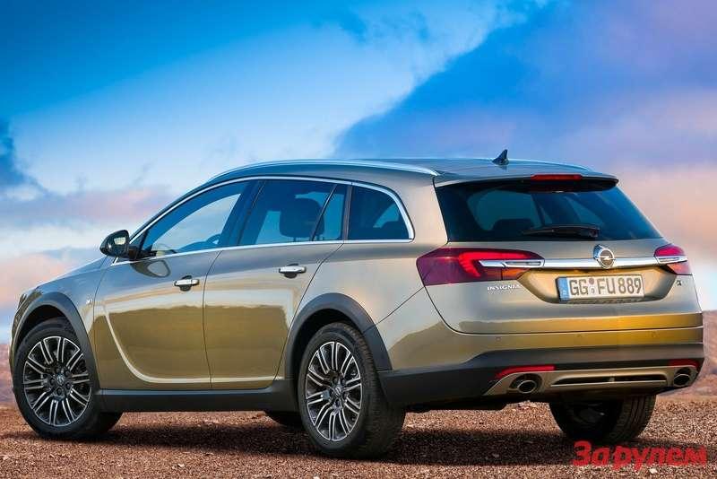 Opel Insignia Country Tourer 2014 1600x1200 wallpaper 05