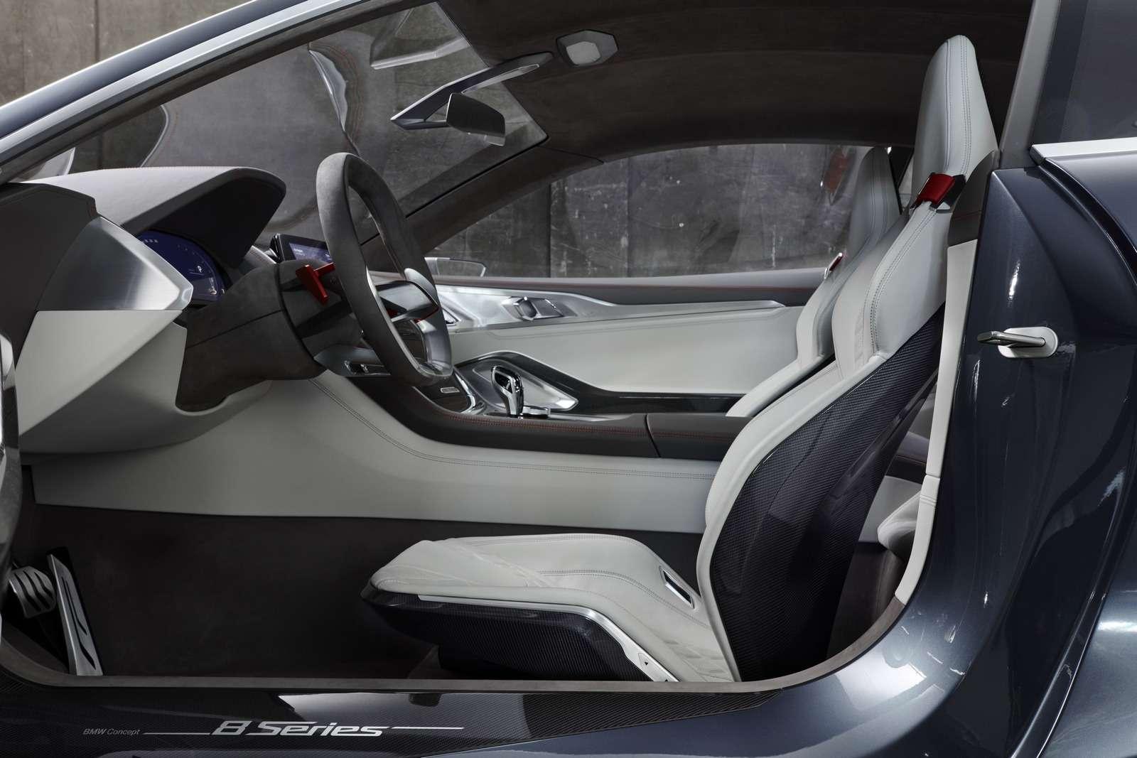 Великолепная «восьмерка»: новое купе BMW— теперь скристаллами!— фото 756653