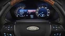 Приборная панель Ford Explorer