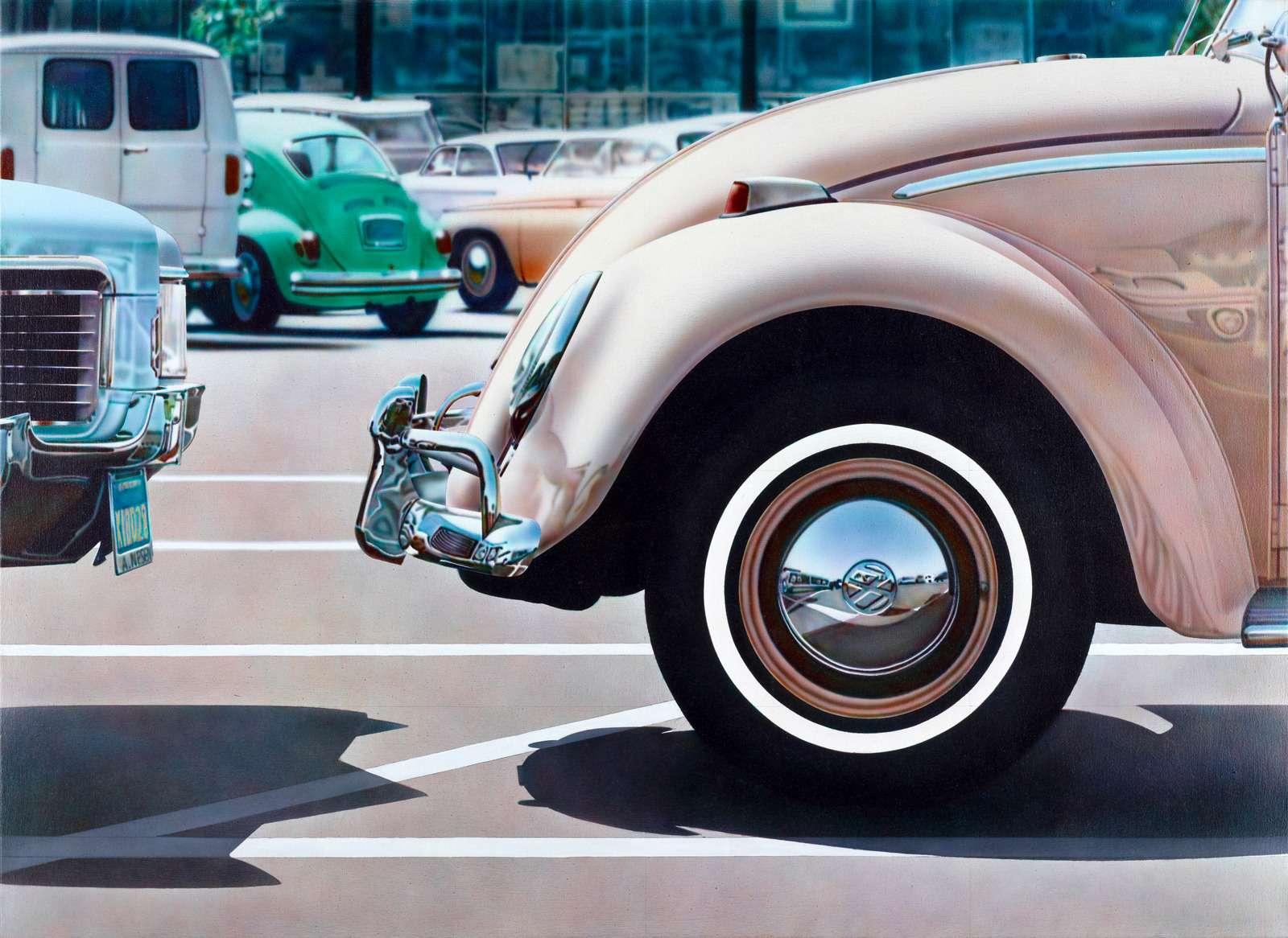 Машина маслом: автомобили вживописи— фото 610084