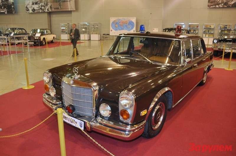 Mercedes-Benz 600(W100) 1964-1981-г.в.