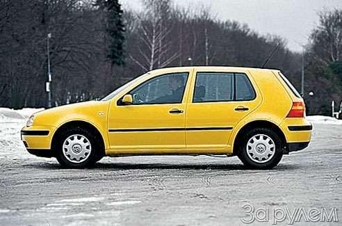 ТЕСТ Alfa Romeo 147, Peugeot 307, Volkswagen Golf. ОДНОКЛАССНИКИ РАЗНЫХ ШКОЛ— фото 27675