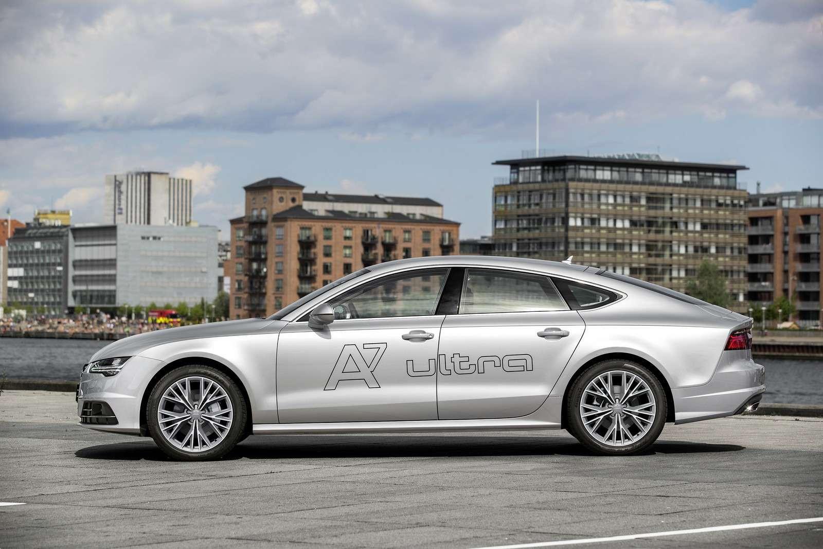Обновленное семейство Audi A6/A7 хочет понравиться гаджетоманам— фото 579076
