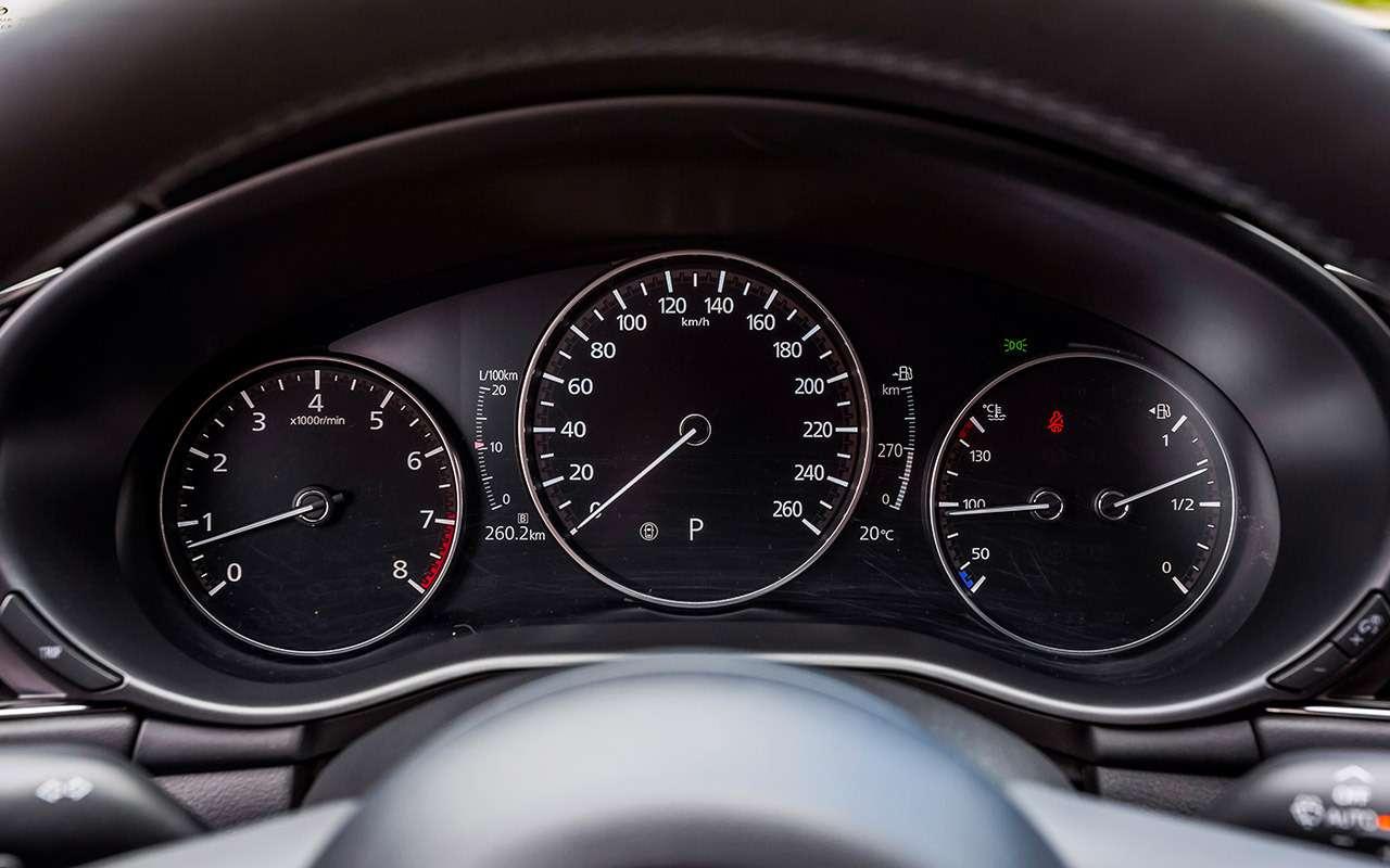 Новая Mazda 3: первый тест-драйв. Неогонь!— фото 994274