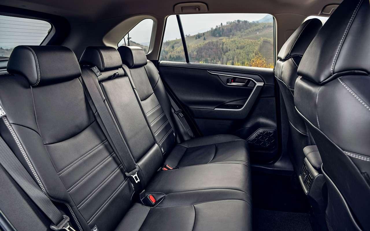 Новая Toyota RAV4: «Зарулем» проверил еезапределами асфальта— фото 1011261