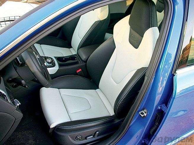 Презентация Audi S4: Миролюбивый агрессор— фото 91323