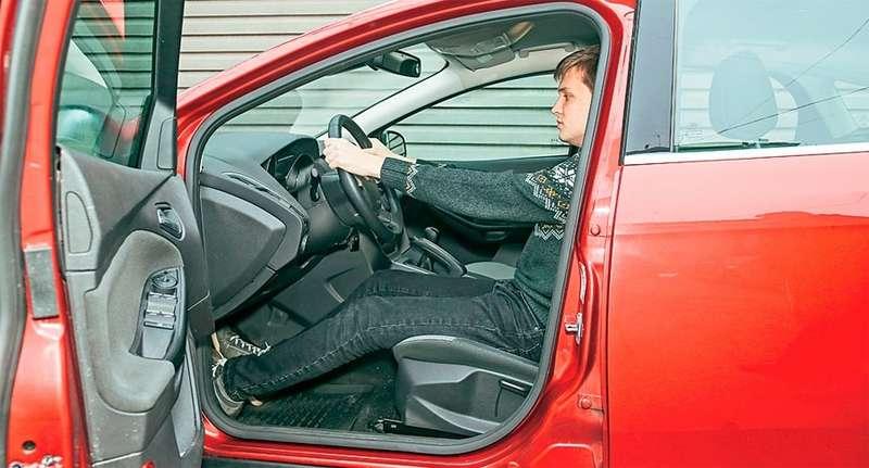 Как правильно отрегулировать руль на автомобиле