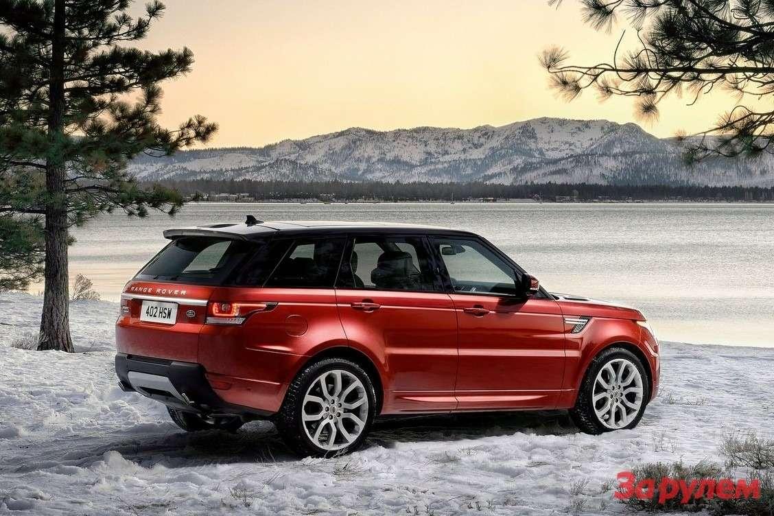 Land Rover Range Rover Sport 2014 1600x1200 wallpaper 1f