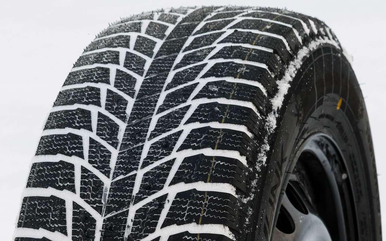 Большой тест зимних шин: выбор «Зарулем»!— фото 995073