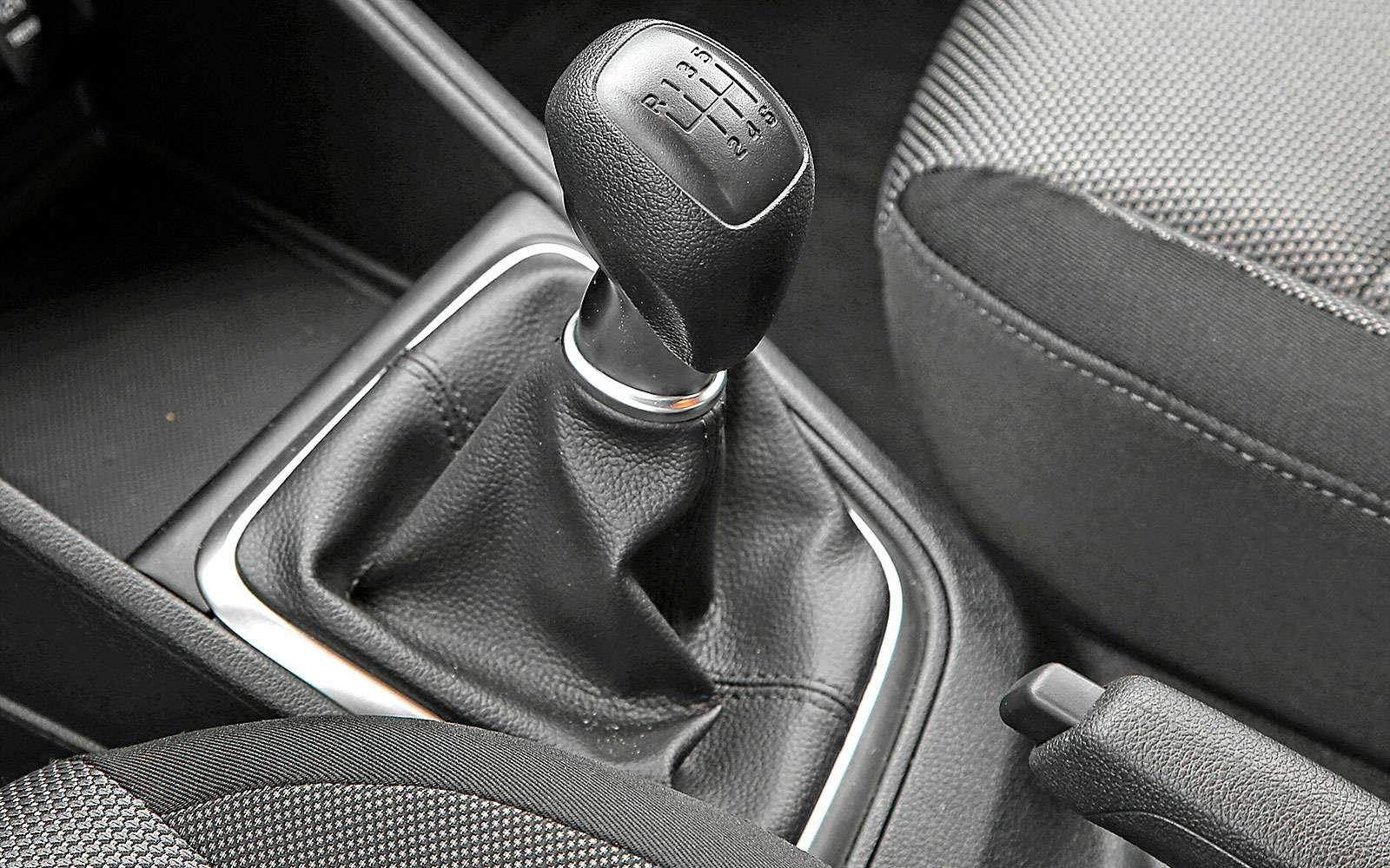 Механическая коробка передач Hyundai Solaris 2