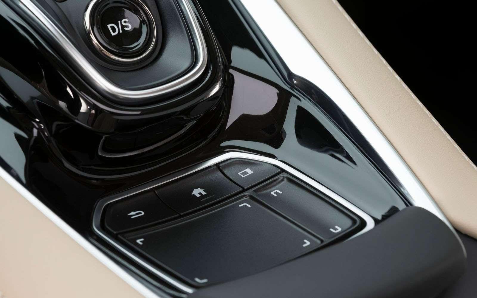 Новая Acura RDX: везите кнам еескорей!— фото 836463