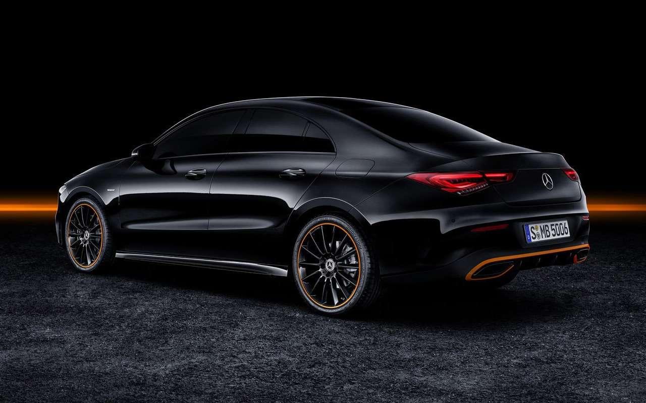 Mercedes-Benz показал новый CLA вЛас-Вегасе— фото 938608