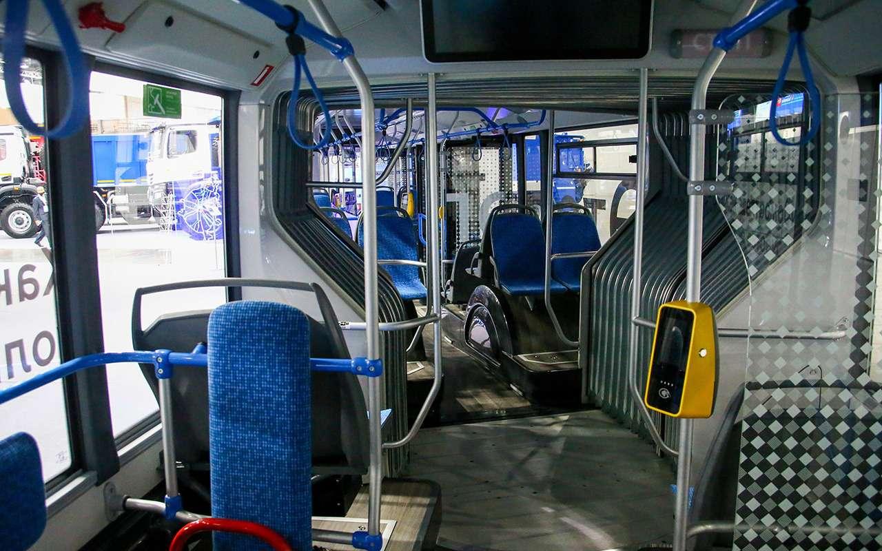 КАМАЗ-6292— лучший большой автобус 2021— фото 1276507