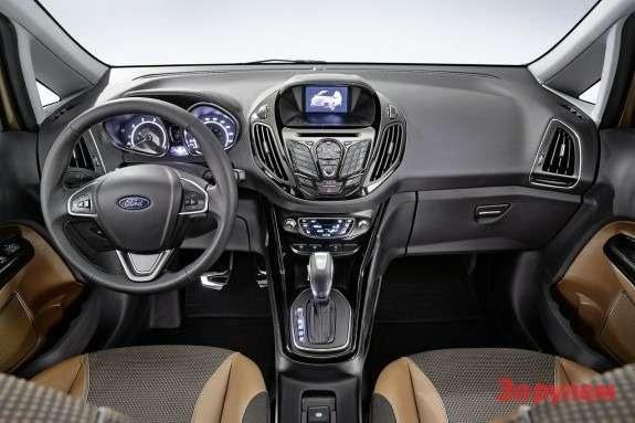 Ford B-Max Concept inside