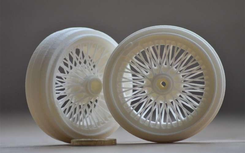 В РФ начнут производить алюминиевые диски на3D-принтерах