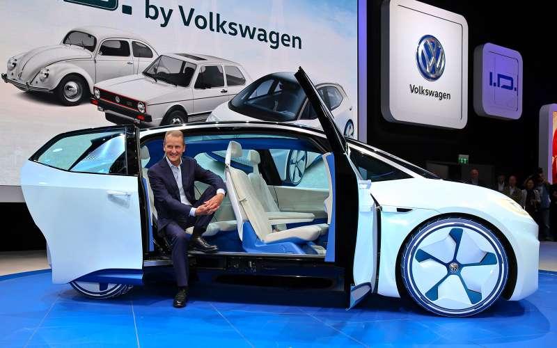 Зачем глава марки Volkswagen ездил намотоцикле поРоссии?